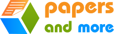 papers and more Logo
